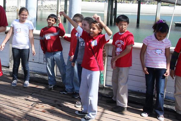 20090317 Mrs. Sweeney's Class to Dana Point