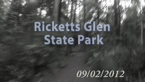 2012/09/02 - Ricketts Glen State Park
