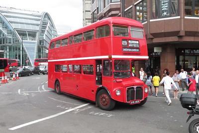 UK Bus July 2018