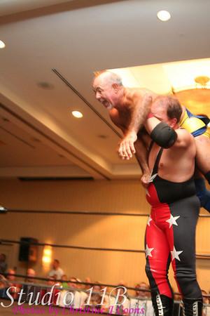Saturday Matches Joel Hogan vs Mike Jackson