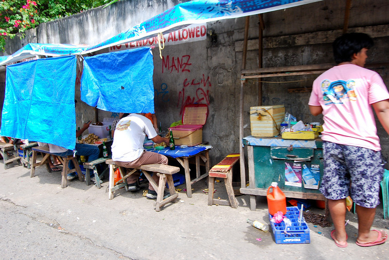 Roadside eateries
