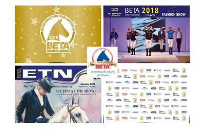 BETA AWARDS 2018