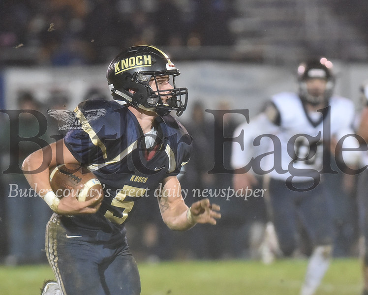 Knoch vs Freeport WPIAL non-section football game at Knoch Stadium