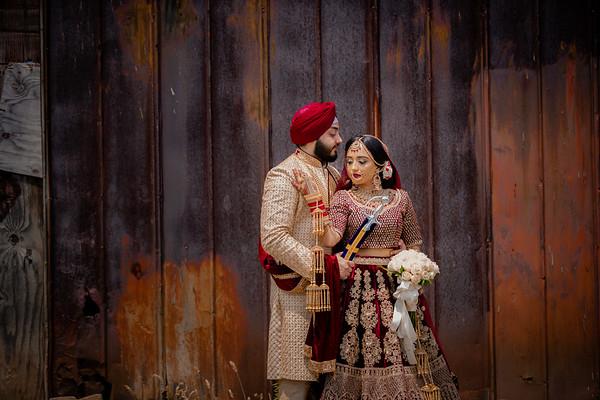 Harleena and Jasmeet Wedding