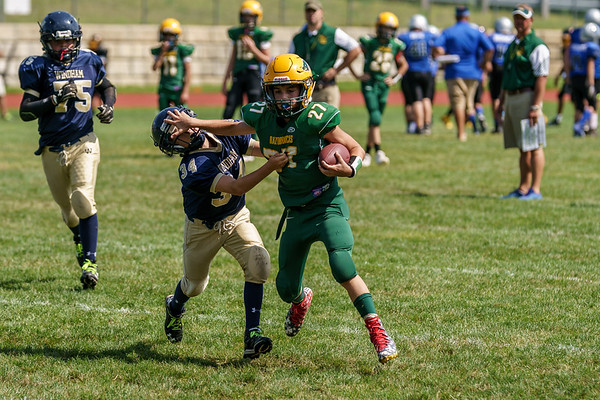 20170820 Razorbacks 12U - Londonderry Jamboree