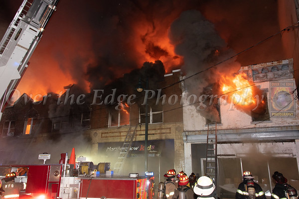 Mineola Building Fire 03/15/2020