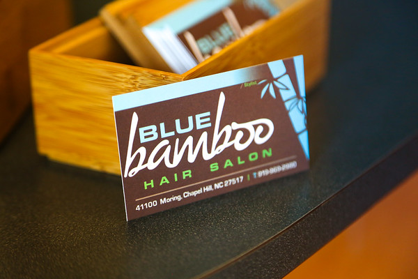 Blue Bamboo Salon