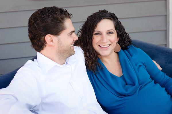Katie & Austin: Maternity