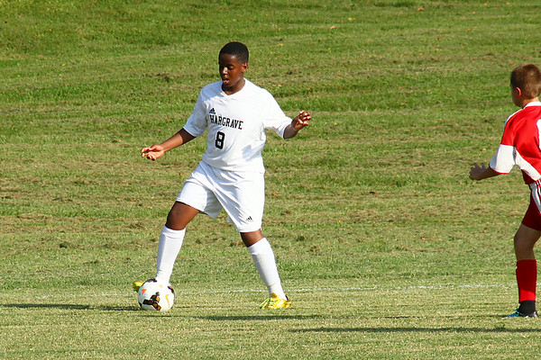 Varsity Soccer v Westover Christian Academy