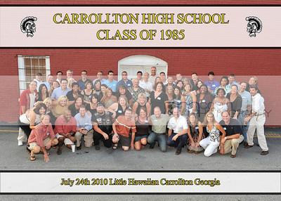 Carrollton Class of 1985