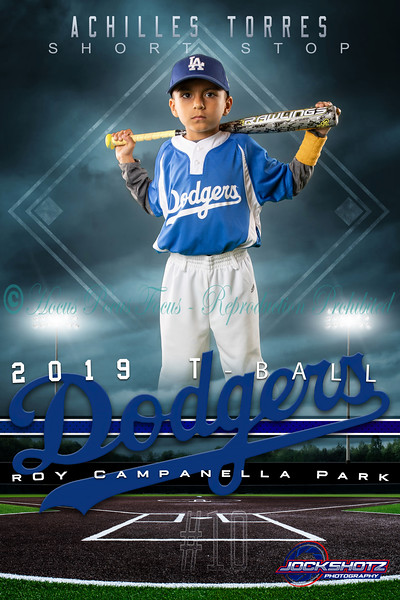 Roy Campanella Park T-ball 2019