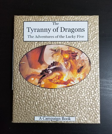 Tyranny of Dragons Campaign Book