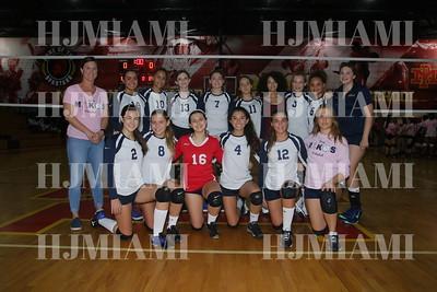 MAST | Volleyball | JV Girls | 10/6/17