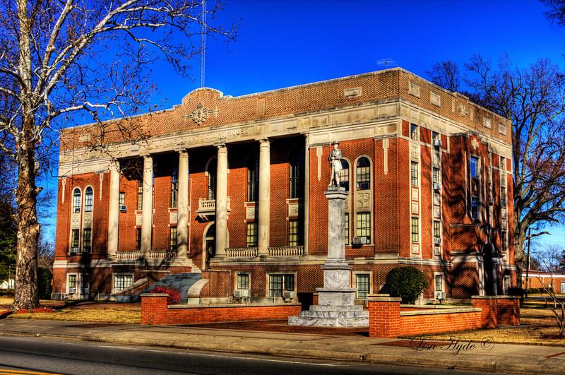 Lonoke County Courthouse
