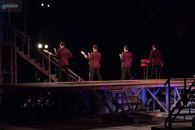 Jersey Boys at the Muny 7-9-2018