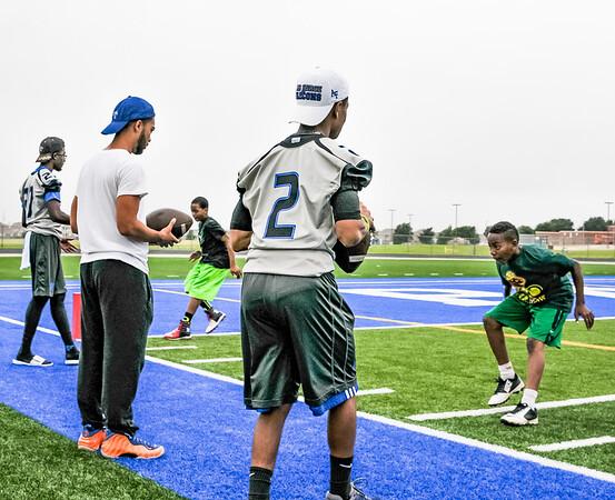 Kids Spring Football Camp 05-28-16-19