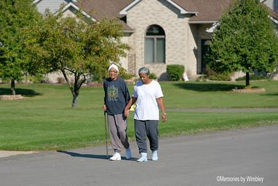 October Senior Stroll