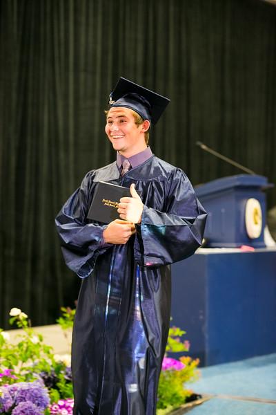 Logan's Graduation 2015 NBHS