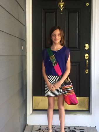 First day of school (6th and 4th)