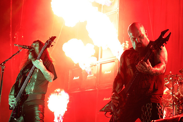 Slayer - Mayhemfest '12