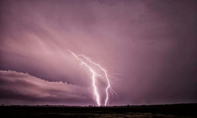 Purple Strike, Dundurn, SK