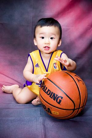 Nathan Lakers Boy: July 11, 2013