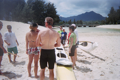 Outrigger Canoe Camp Kailua 3/15-19/10