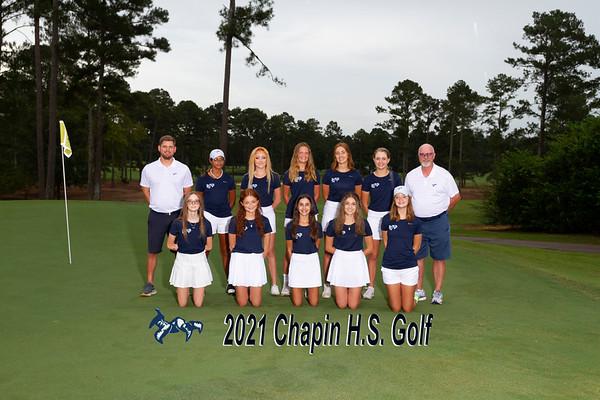 2021 Var Girls Golf