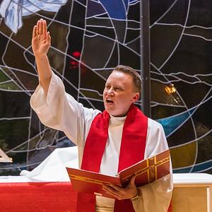 Noah Herren Ordination