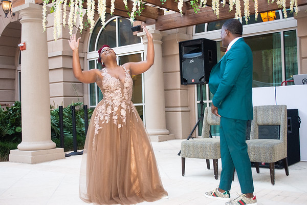 Memorie & Ivory's Reception Pictures