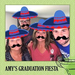 Amy's Graduation Fiesta