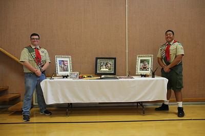 2018-05-03 Eagle Court of Honor-John Talanoa and Mitchell Nehorai