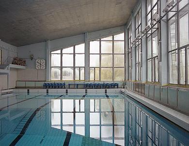 Chernobyl Azure Swimming Pool 2012.
