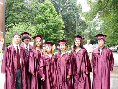 2007 - Green Hope High School