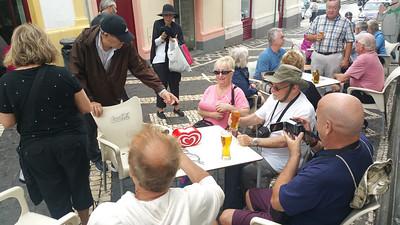 Ponta Delgada Azores, Portugal Oct 28