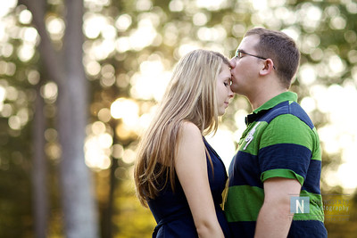 Erica + Ryan's Engagement :: Mohegan Park :: Norwich, CT
