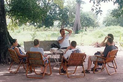 Missionary Meetings