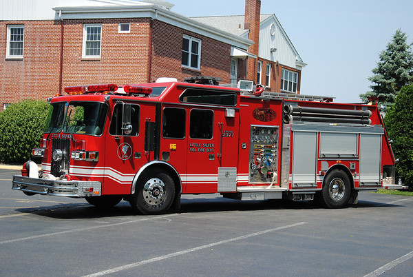 Little Silver Fire Company Station 23-1