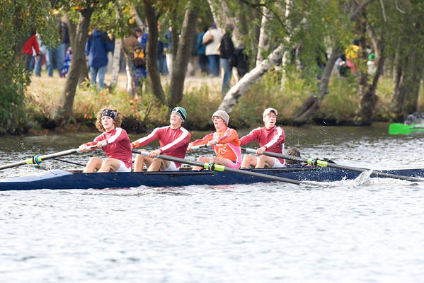 2008 Head of the Charles ~ Youth Men's Fours