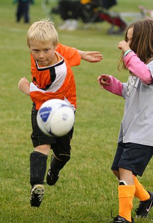 Brennan Soccer 2011