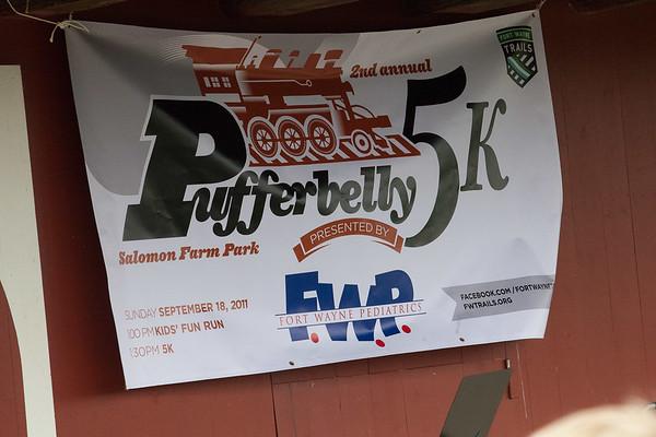 2011 Pufferbelly 5K