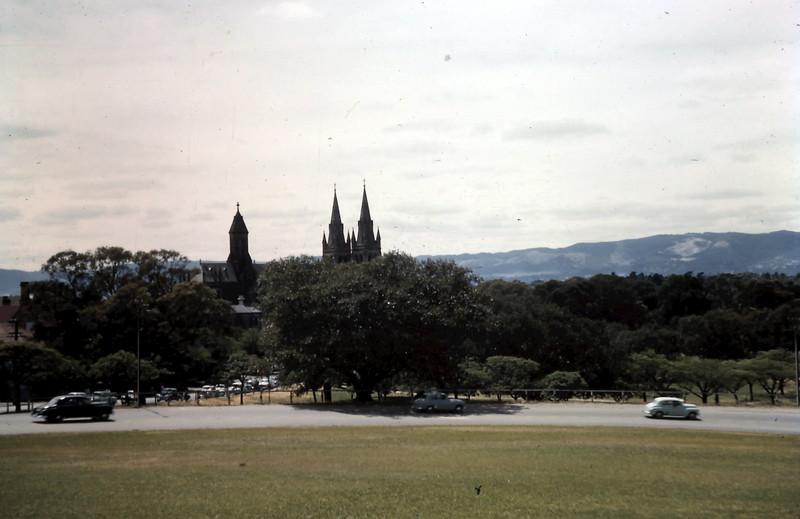 1958-11 (10) Adelaide from Colonel Light Stature.JPG