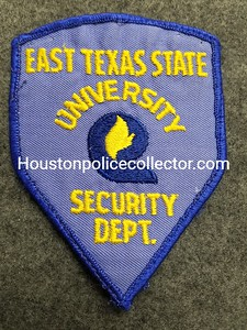 East Texas State University - Now Texas A&M Commerce