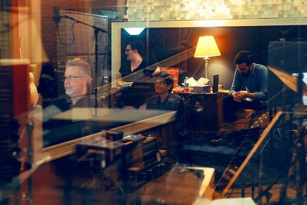 Liz Terrell Studio Session