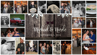 Michael and Nicole