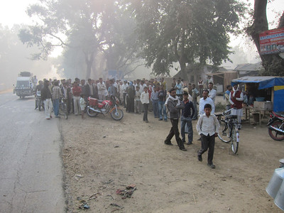 Motor accident India