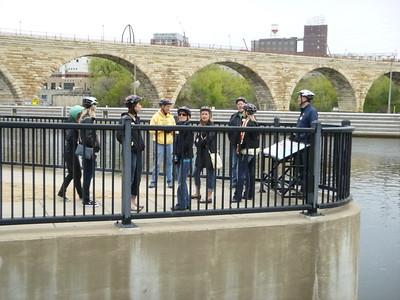 Minneapolis: April 28, 2015 (10:00 am) [DQ]