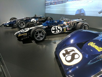 The Eagles Have Landed Exhibit - Petersen Automotive Museum - Los Angeles - 3 Feb. '17