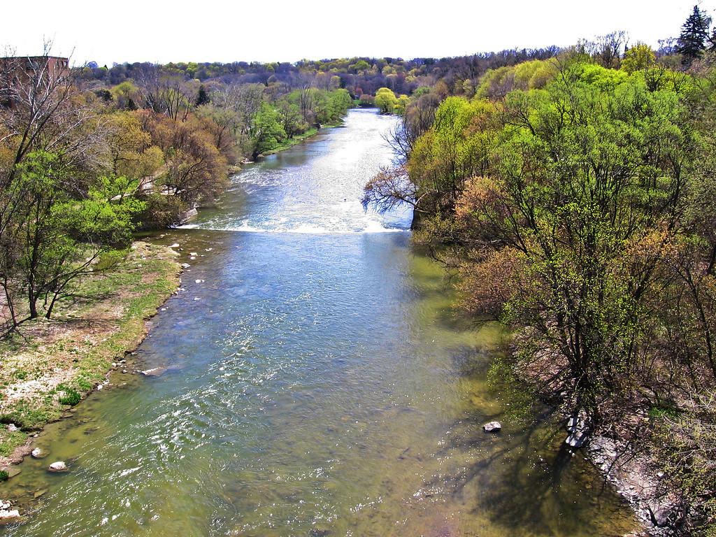 Toronto hiking trails - Humber River Recreational Trail