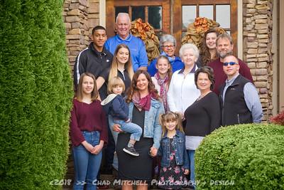 Thornton Family 11-23-18
